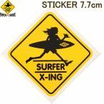 SURF N SEA 7.7cm STICKER HAWAII HALEIWA サーフ アンド シー 限定 ステッカー ハワイ ハレイワ サーフショップ老舗