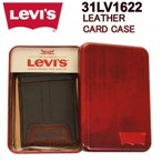 Levi's CARD CASE リーバイス カードケース 31LV1622 BROWN