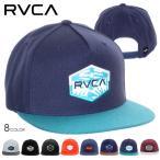 ショッピングキャップ キャップ メンズ RVCA COMMONWEALTH SNAPBACK II - AH042-902 - AG042-900 ルーカ スナップバック ロゴ シンプル サーフ スケート ストリート 帽子 定番 17 2017