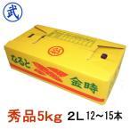 徳島より発送・さつまいも なると金時2L/ 徳島より発送 業務用・天ぷらに最適・5kg入り 鳴門金時