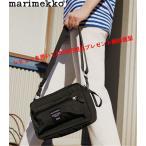 マリメッコ marimekko MY THINGS マイシングス ショルダーバッグ ROADIE ローディ ブラック バッグ 旅行 定番 ユニセックスレディース メンズ 人気商品