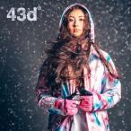 スノーボードウェア レディース 上下セット【新作】【送料無料】【あすつく】 43Degrees Style_K No.49〜64 スノボウェア スノボーウエア ジャケッ...