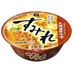 2018年6月新発売 日清食品 すみれ 札幌濃厚味噌 139g 12個