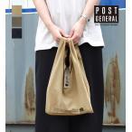 【WEB限定】 ポストジェネラル コンビニバッグ (POST GENERAL CONVENI BAG) 500WORKS. エコバッグ 折りたたみ コンパクト