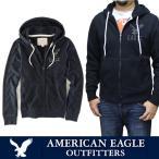 アウトレット価格 アメリカンイーグル メンズ フルジップパーカー American Eagle AE ae1766 ホワイト
