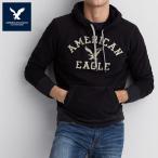 アメリカンイーグル メンズ パーカー American Eagle AE ae888 ブラック