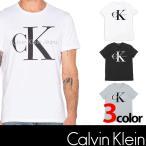 カルバンクライン CK Tシャツ メンズ プリントTシャツ
