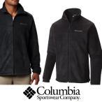 Columbia コロンビア メンズ フリースジャケット ブラック 保温性高い colu04
