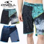 オニール O'NEILL 無地切り替えボードショーツ メンズ 水着 トランクスタイプ ネイビー ターコイズ