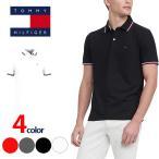 トミー  ポロシャツ  TOMMY HILFIGER メンズ  トミーヒルフィガー 半袖ポ ワンポイント スポーツシャツ USAモデル大きいサイズ XXLあり t586