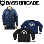BASS BRIGADE バスブリゲード shield Arch Nylon Coaches Jacket メンズコーチジャケット 長袖 釣り