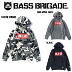 バスブリゲード BASS BRIGADE メンズ プルオーバーパーカー 長袖 トップス S・M・L・XL・XXL 3カラー BRGD RED BOX HOODIE