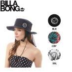 ビラボン BILLABONG レディース サーフハット ループストラップ あごストラップ 帽子 海 プール アウトドア フェス マリンスポーツ 3カラー SURF CAPSULE