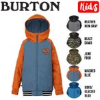 BURTON バートン BOYS GAME DAY JK ボーイズスノーボードウェア キッズスノージャケット スノーウエア 長袖ジャケット 子供用