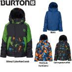 バートン BURTON キッズジャケット スノーボードウェア ボーイズ ウエア