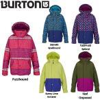 バートン BURTON キッズジャケット スノーボードウェア ガールズ ウエア
