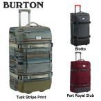 バートン BURTON スーツケース キャリーバック トラベルバック バッグ かばん 旅行 Burton Exodus Roller Travel Bag BURTON JAPAN正規品