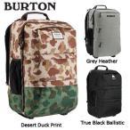 バートン BURTON キャリーバック バックパック リュックサック トラベルバック バッグ 機内持ち込み 旅行 BURTON JAPAN正規品 Burton Traverse Travel Pack