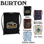 バートン BURTON メンズ レディース ナップサック バック バッグ カバン 5カラー BURTON JAPAN正規品 Cinch Bag