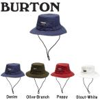 BURTON バートン Adventure Hat メンズ サファリハット バケットハット 帽子 BURTON JAPAN正規品
