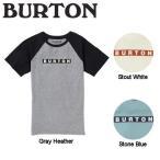 バートン BURTON キッズ Tシャツ 半袖 海水浴 ビーチ 3カラーXS / S / M / L / XL Kids Burton Vault Organic Short Sleeve T-Shirt