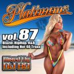 DJ BO Platinumz Vol.87/HIP HOP��R&B/MIX CD