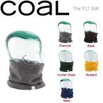 コール Coal The FLT NW メンズ レディースネックウォーマー カシミア風 スノーボード