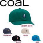 コール COAL メンズ レディース キャップ スナップバック 帽子 スノーボード 5カラー The Junior