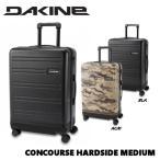 ダカイン DAKINE CONCOURSE HARDSIDE LUGGAGE - MEDIUM 65L キャリーバッグ スーツケース スノーボード ブーツ収納可能  ウイール付き  2カラー