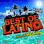 DJ Justy BEST OF  LATIN Vol.2 ��ƥ� MIX CD