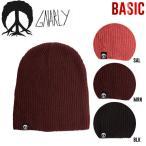 GNARLY ナーリー BASIC BEANIE メンズビーニー ニット帽 帽子