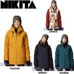 ニキータ NIKITA レディーススノージャケット スノーボードウェア 特典あり Mendoza Jacket