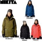ニキータ NIKITA Saga Jacket レディーススノージャケット スノーボードウェア 特典あり