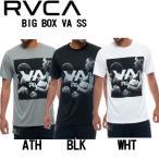 ルーカ RVCA SPORT メンズ BIG BOX VA SS ラッシュガード ラッシュガード サーフィン ボディーボード プール 海 長袖 トップス S/M/L/XL 3カラー