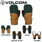 ボルコム VOLCOM STAY DRY GORE-TEX MITT GLOVE ゴアテックス ミトングローブ スノーグローブ  スノーボード スキー 手袋  S-L 4カラー【正規品】