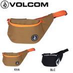 ボルコム VOLCOM STONE WAISTED PACK メンズ ウエストバック ヒップバック バッグ かばん H25cmxW31cmxD11cm 8L 正規品