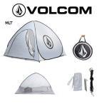 VOLCOM ボルコム CIRCLE STONE FOLDING TENT テント 折りたたみ式 簡易テント アウトドア キャンプ ビーチ プール