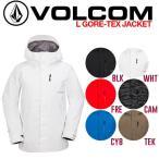 正規品 特典あり VOLCOM ボルコム2016-2017 L GORE-TEX Jkt メンズジャケット スノーボードウェア