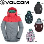 VOLCOM ボルコム  レディーススノージャケット スノーボード ウエア ウェア