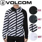 ボルコム VOLCOM CIRCLE STONE ZIP HOOD メンズ長袖ラッシュガード ジップアップ S-XL 4カラー 正規品