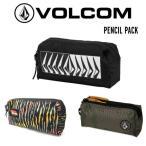ボルコム VOLCOM STONE PENCIL PACK ストーン ペンシルパック ペンケース 筆箱 スケートボード スノーボード サーフィン ONESIZE