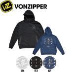 VONZIPPER ボンジッパー CLASSIC メンズプルオーバーパーカー 長袖 3カラー M-XL