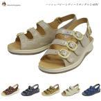 ハッシュパピー/サンダル/L-60N/L60N/靴/レディース/全4色/大塚製靴/Hush Puppies