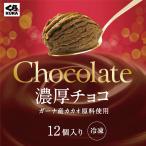 カップアイス 濃厚チョコ 12個セット くら寿司 無添加 送料無料 デザート おやつ 甘さ控えめ
