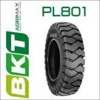 5.00-8 / BKT Tire・PL801フォークリフト用タイヤ 1本