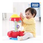 知育玩具 なみなみボール おしゃべりくるくるロケット トイ・ストーリー タカラトミー おもちゃ Disney ディズニー キッズ 誕生日 プレゼント ママ