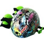 RANGS ラングス ジュニアスポーツヘルメット ブラック