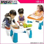 ラングスジャパン キネティックサンドテーブルセット kinetic sand 砂遊び 砂場遊び 室内用 おもちゃ ギフト