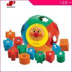 アンパンマン NEWまるまるパズル ジョイパレット Joy Palette おもちゃ toys ギフト 形合わせ ブロック 誕生日プレゼント 安心 安全 知育玩具 子供