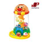 知育玩具 2歳 3歳 にぎって おとして 光るくるコロタワー ジョイパレット 玩具 アンパンマン おもちゃ キッズ 誕生日 プレゼント ボール 室内遊び 男の子 女の子